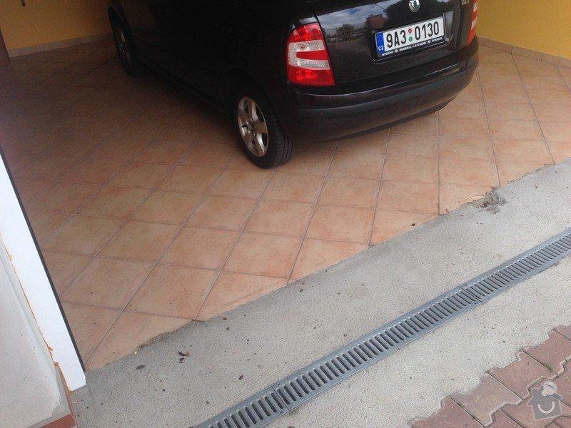 Stavební oprava vjezdu do garáže : photo_2_oprava_dlazby