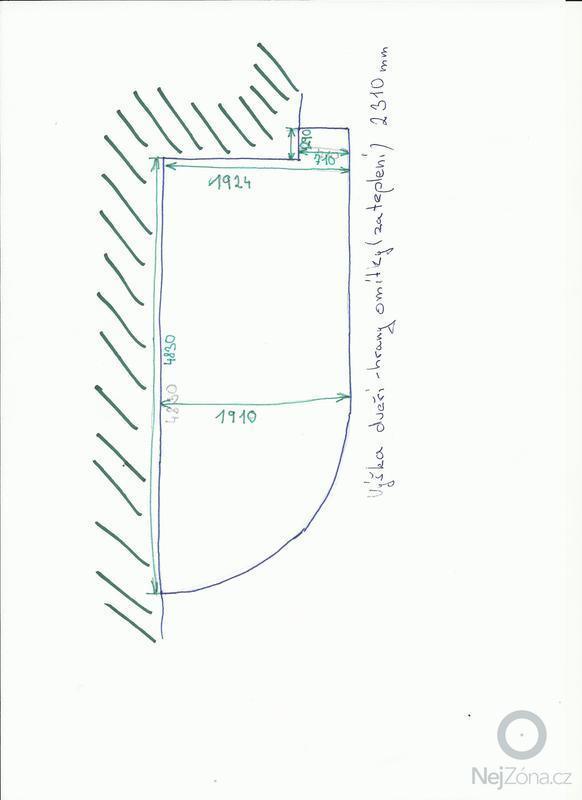 Zastřešení a celkové zasklení balkonu: byt_1