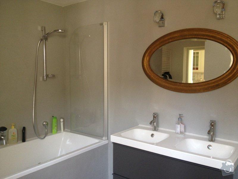 Rekonstrukce koupelny s betonovou sterkou na stenach: 500