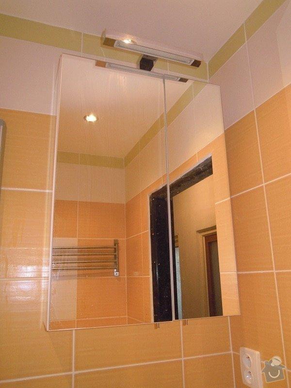 Kompletní rekonstrukce koupelny a toalety: 184-03