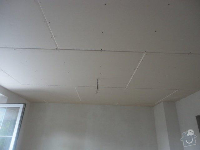Sádrokartonové konstrukce: DSC00990