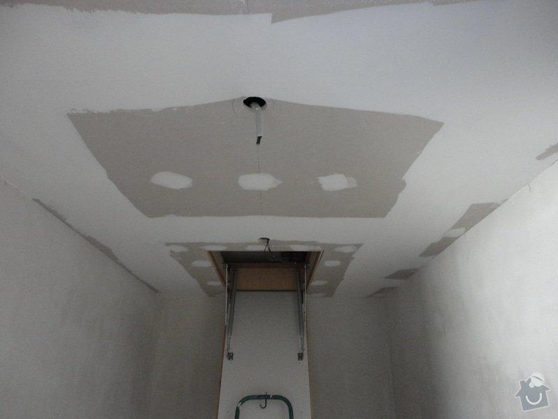 Sádrokartonové konstrukce: DSC01090