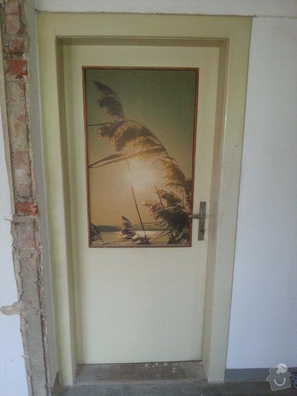 Renovace dřevěných dveří včetně zárubní (2 kusy): 20130831_124312