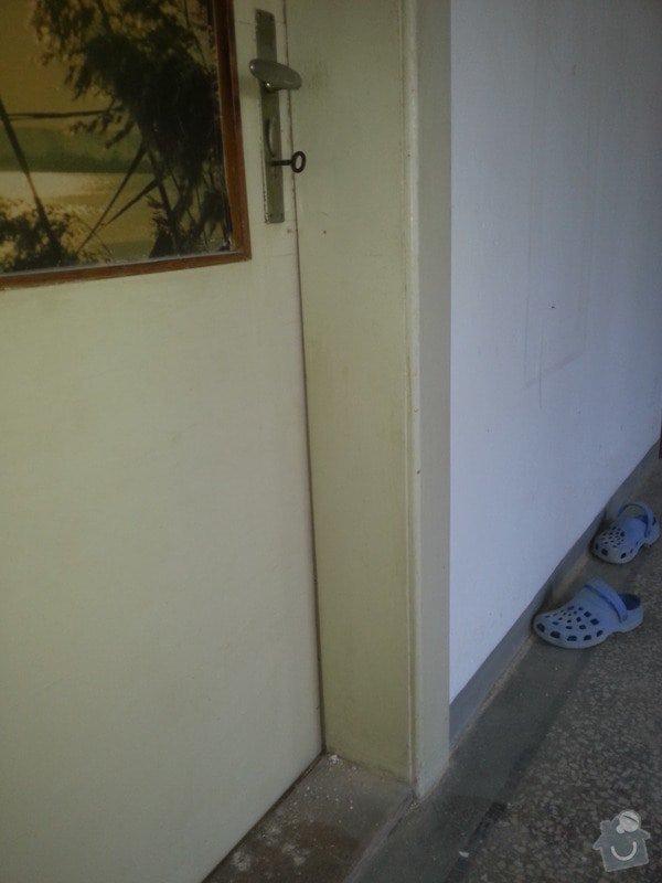 Renovace dřevěných dveří včetně zárubní (2 kusy): 20130831_124342