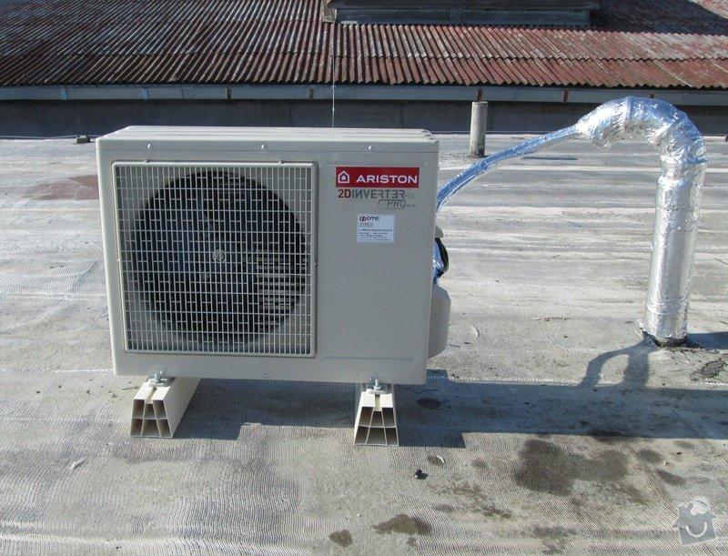Montáž Klimatizace: IMG_0410