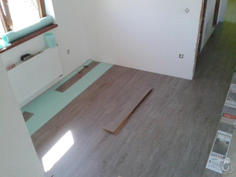 Rekonstrukce podkroví: Plov2