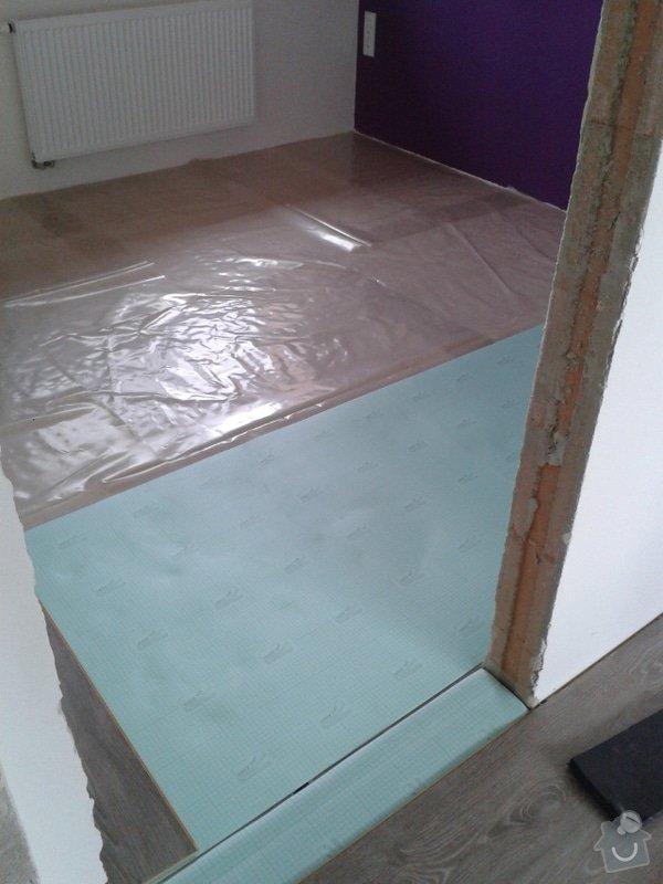 Rekonstrukce podkroví: Plov3