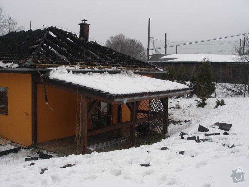 Sanace, demolice montovaného domu, uklid.: P1010056