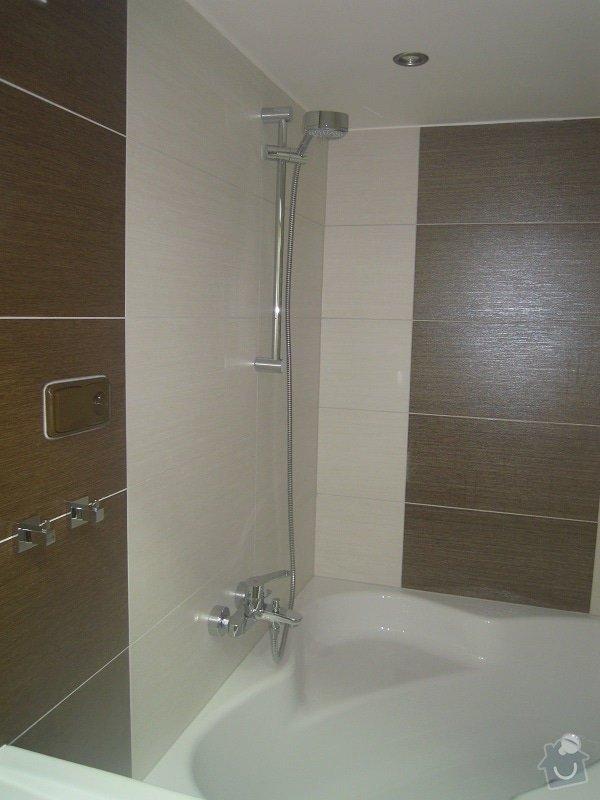Kompletní rekonstrukce koupelny a toalety: 182-03