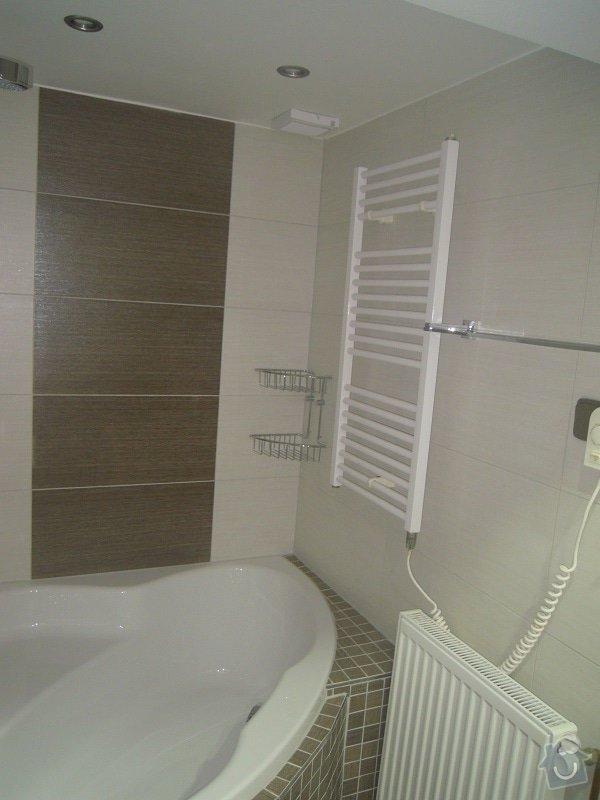 Kompletní rekonstrukce koupelny a toalety: 182-06