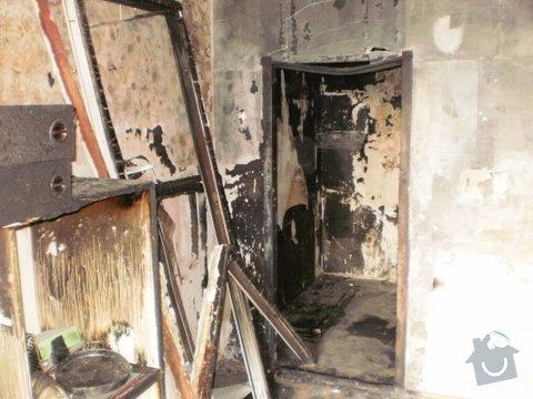 Rekonstrukce vyhořelého bytu 2+kk v Praze 8: Vyhorely_byt_Praha_8_Taussigova_115521_005