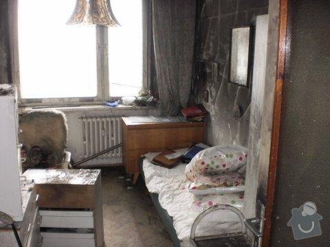 Rekonstrukce vyhořelého bytu 2+kk v Praze 8: Vyhorely_byt_Praha_8_Taussigova_115521_009