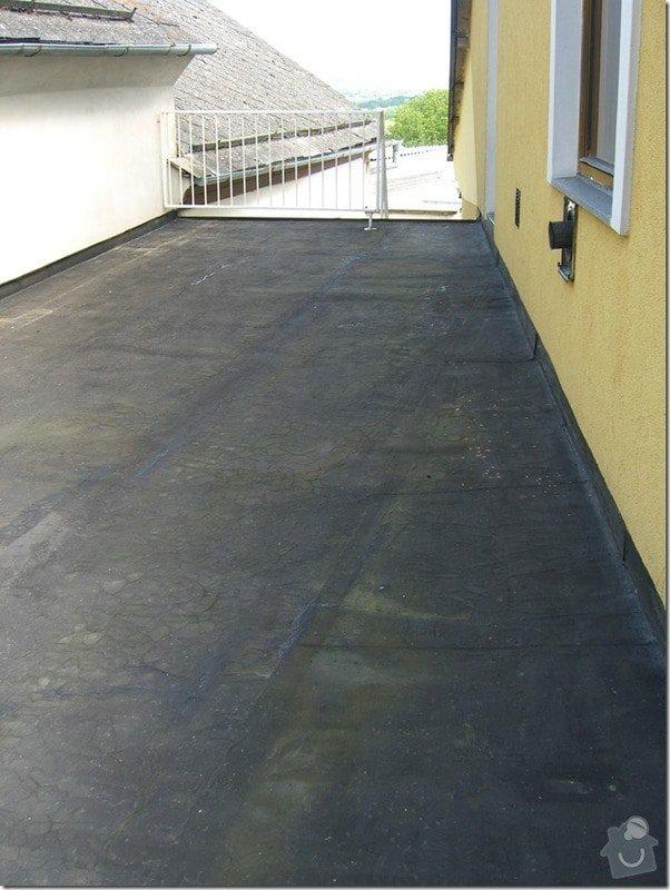 Oprava rovné střechy: Strecha