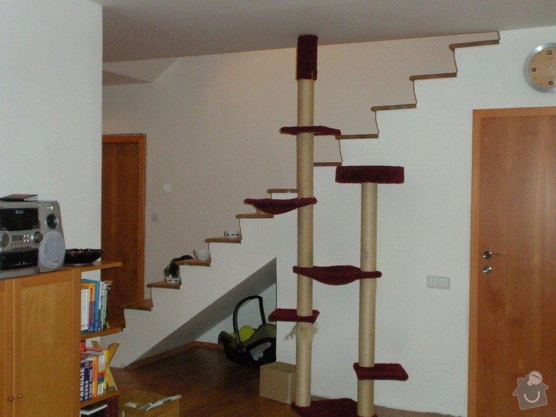 Dozdění boku schodiště: Schodiste_001