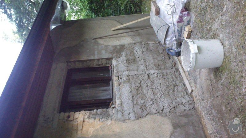 Rekonstrukce zděné chaty v obci Zbečno: DSC_0150