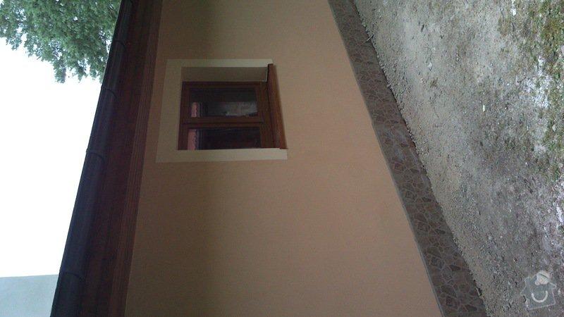 Rekonstrukce zděné chaty v obci Zbečno: DSC_0157