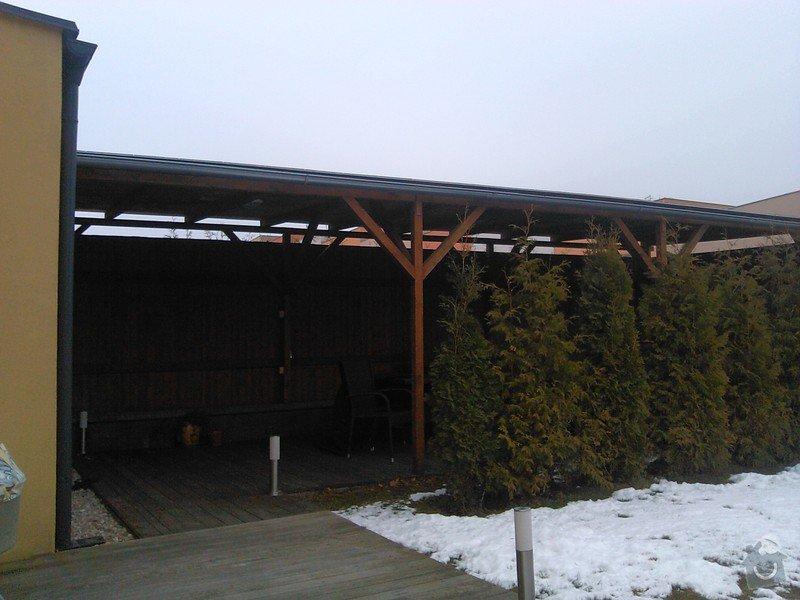 Vymena strechy na pergole : IMG_20130326_104842