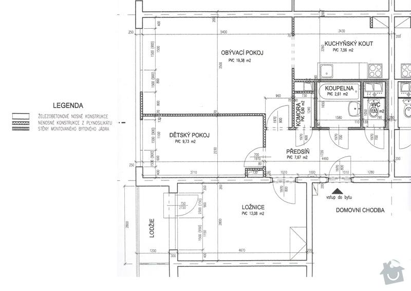 Rekonstrukce koupelny, kuchyně, předsíně: Plan_bytu_BytOKLP