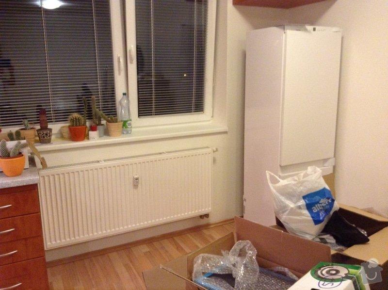 Rozšíření kuchyňské linky: kuchyn