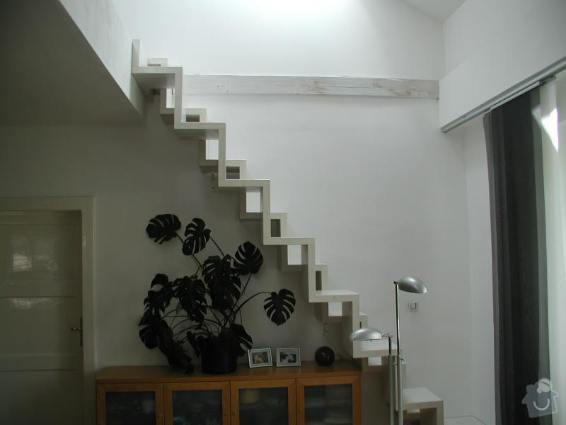 Výroba schodů: schody_vzor