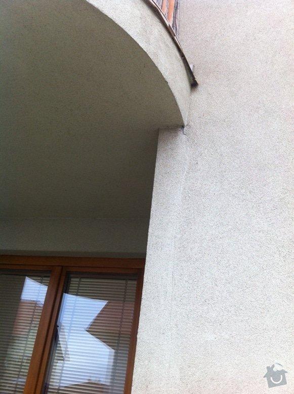 Oprava balkonu v prvním nadzemním patře cihlového domu: IMG_2306