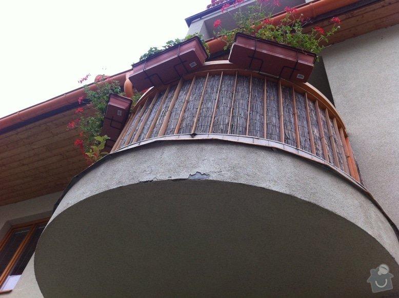 Oprava balkonu v prvním nadzemním patře cihlového domu: IMG_2307