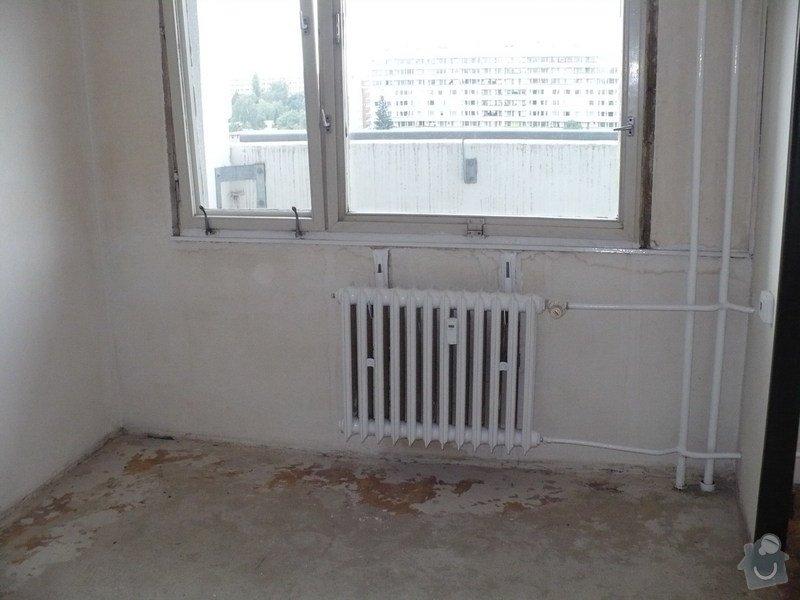 Výměna radiátorů v panelovém domě: Kuchyn_r