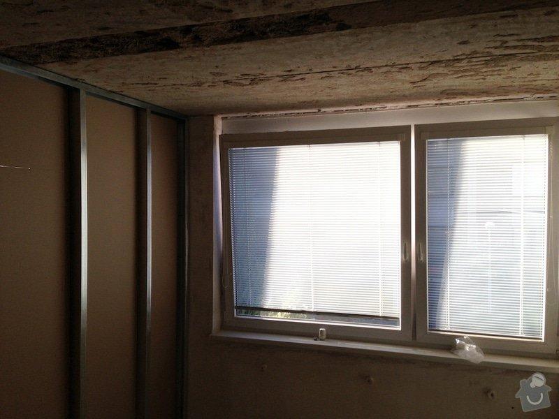 Oprava/nové žaluzie do řadovky, kontrola oken: IMG_3929