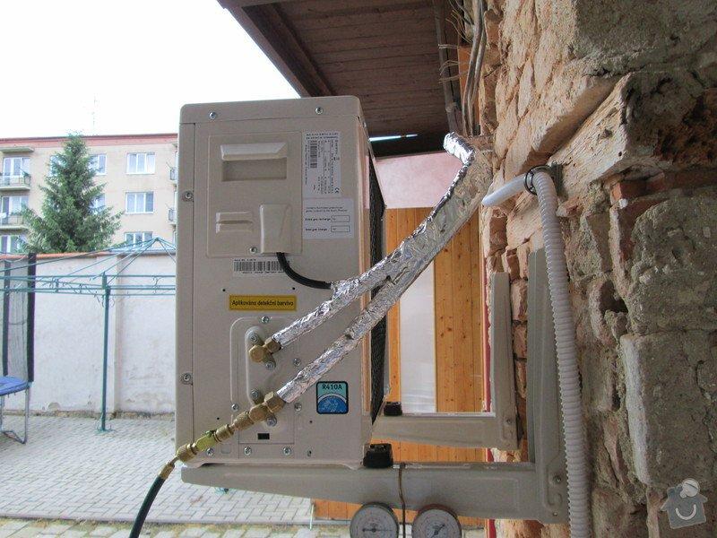 Montáž Klimatizace: IMG_0004