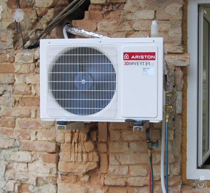 Montáž Klimatizace: IMG_0002