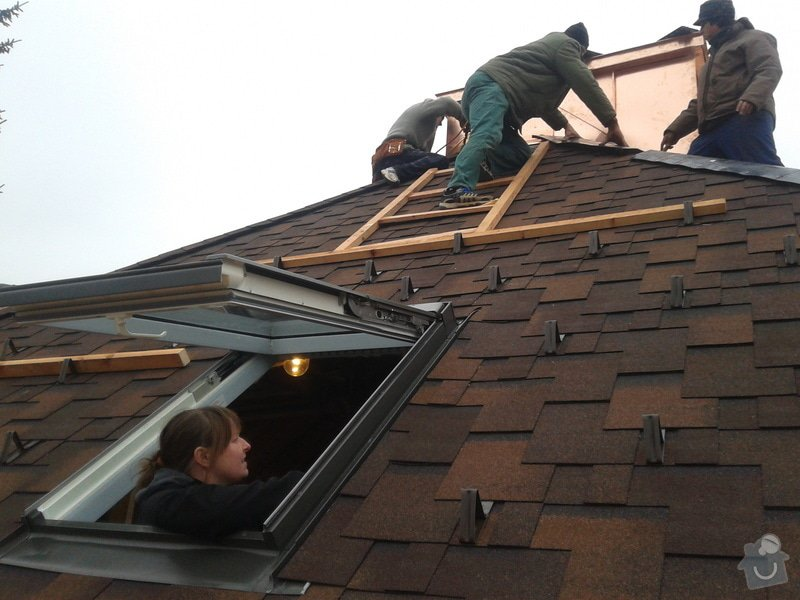 Rekonstrukce střešní krytiny: 20121118_143212