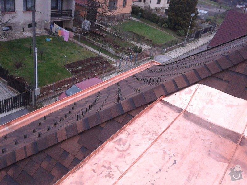 Rekonstrukce střešní krytiny: 20121118_155031