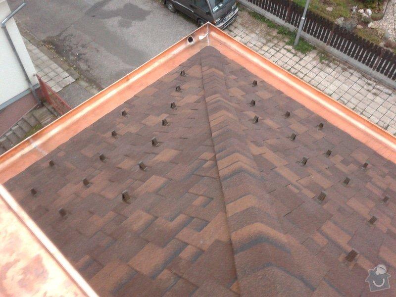 Rekonstrukce střešní krytiny: 20121118_155230