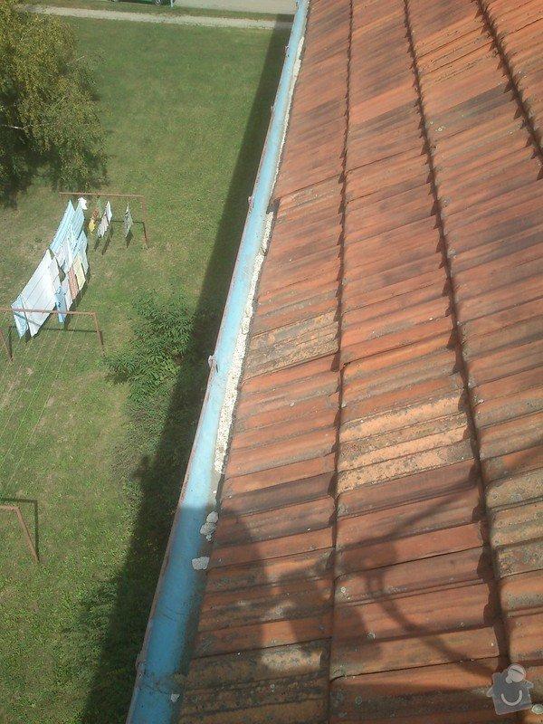 Vyčištění střechy, žlabů a svodů : fotky_z_telefonu_121