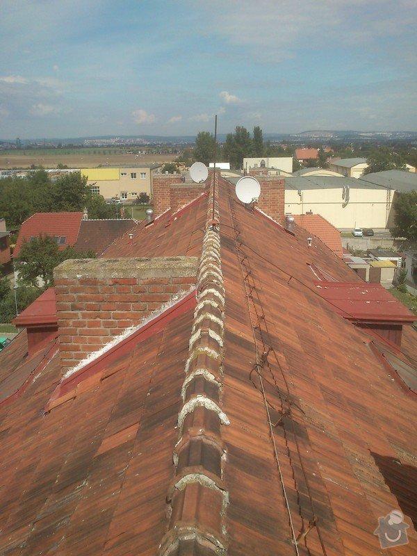 Vyčištění střechy, žlabů a svodů : fotky_z_telefonu_127