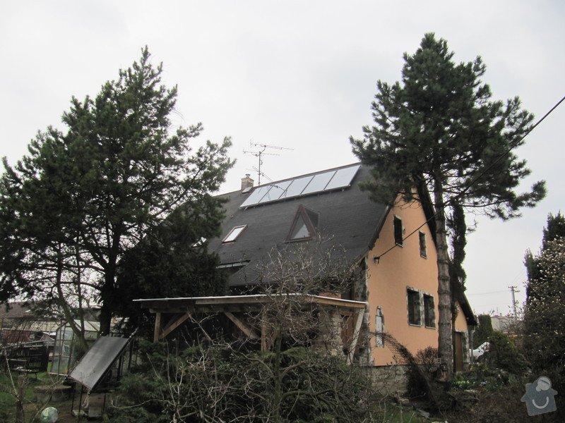 Solární ohřev vody pro rodinný dům: IMG_8482