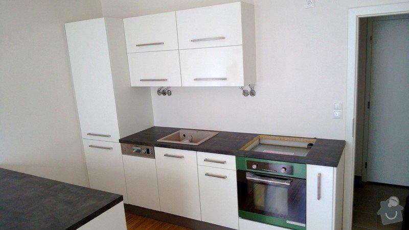 Kuchyňská linka, ostrůvek: WP_20130520_001