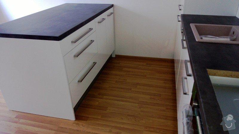 Kuchyňská linka, ostrůvek: WP_20130520_002