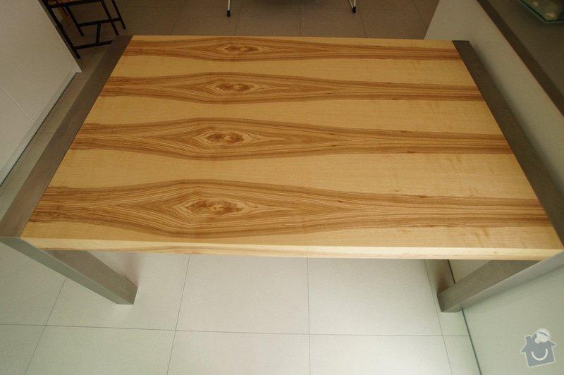 Ložnice a jídelní stůl: DSC05862