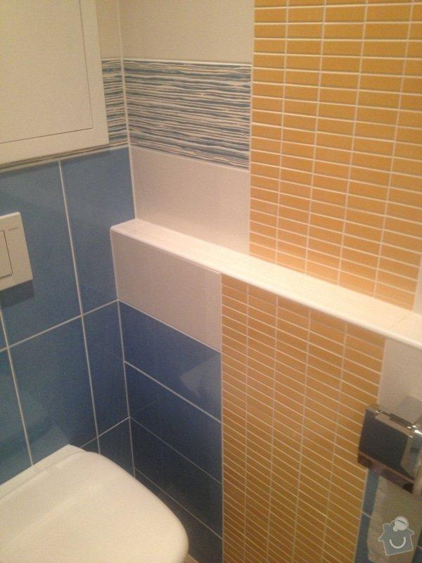 Rekonstrukce byt.jádra a kuchyně: 012