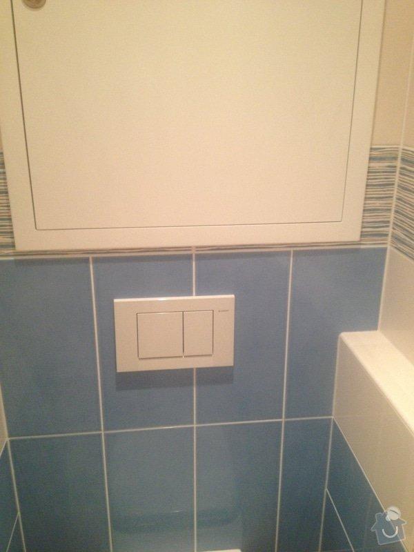 Rekonstrukce byt.jádra a kuchyně: 015