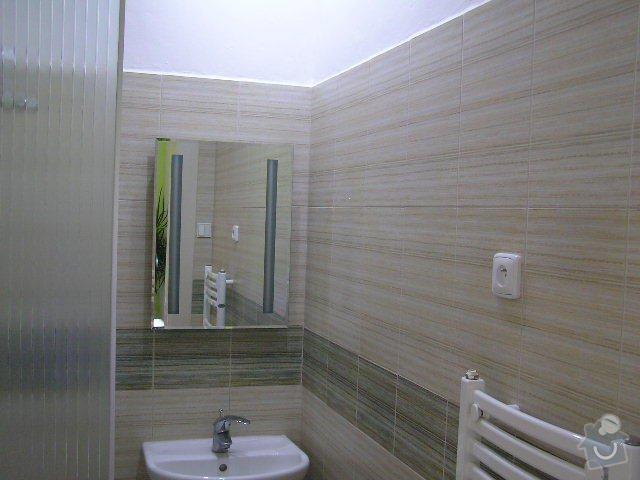 Rekonstrukce dvou bytů na Žižkově: P1010007