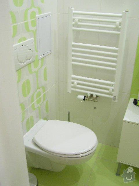 Rekonstrukce dvou bytů na Žižkově: P1010030