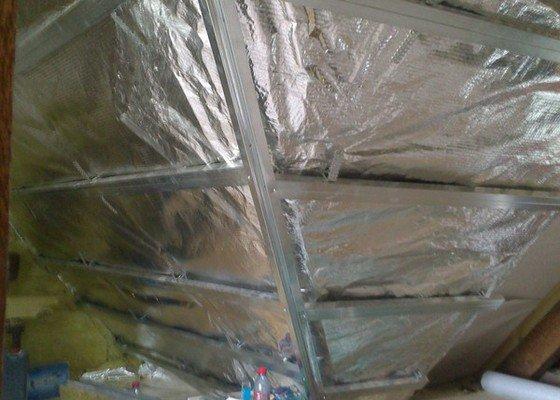 Sadrokartonove stropy