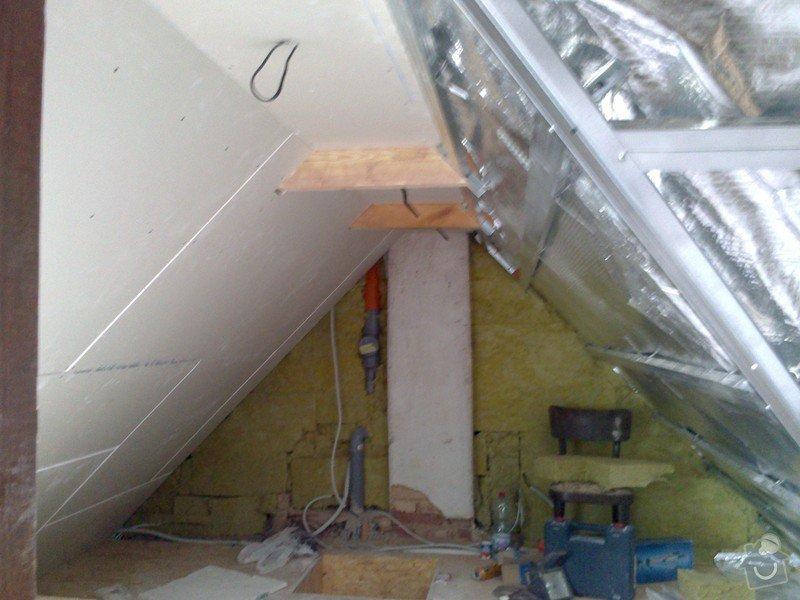 Sadrokartonove stropy: DSC_0291