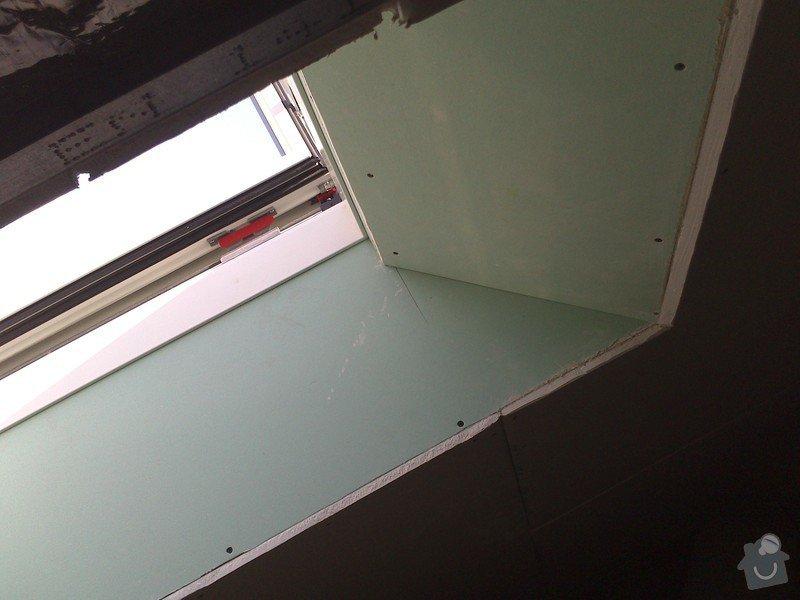 Sadrokartonove stropy: DSC_0292