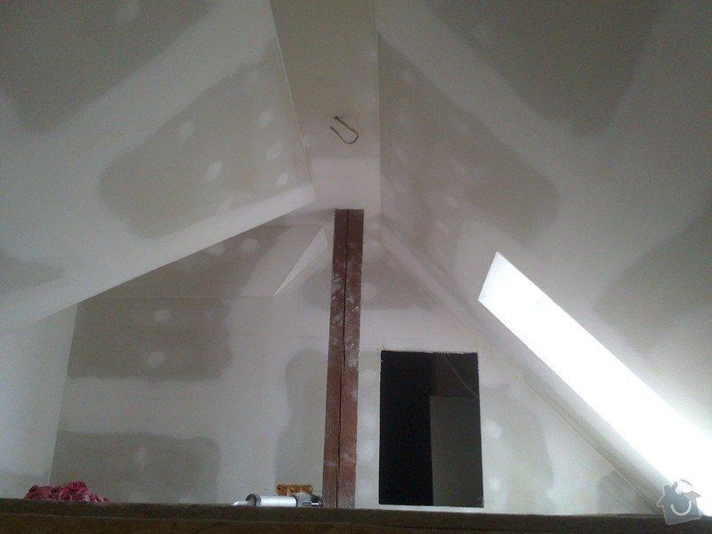 Sadrokartonove stropy: DSC_0293
