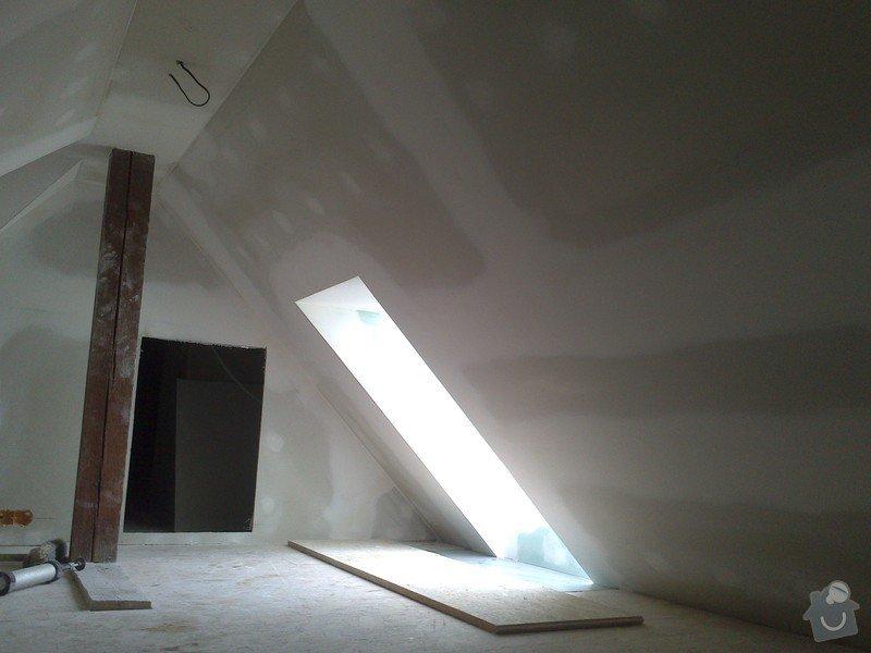 Sadrokartonove stropy: DSC_0295