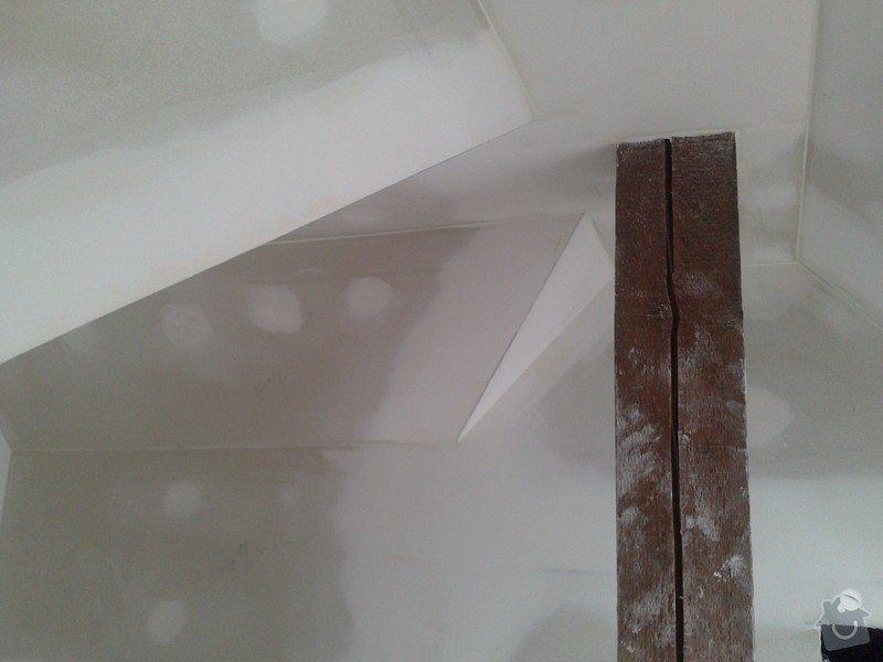 Sadrokartonove stropy: DSC_0296