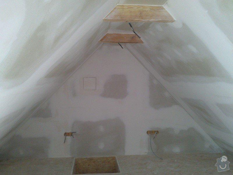 Sadrokartonove stropy: DSC_0298